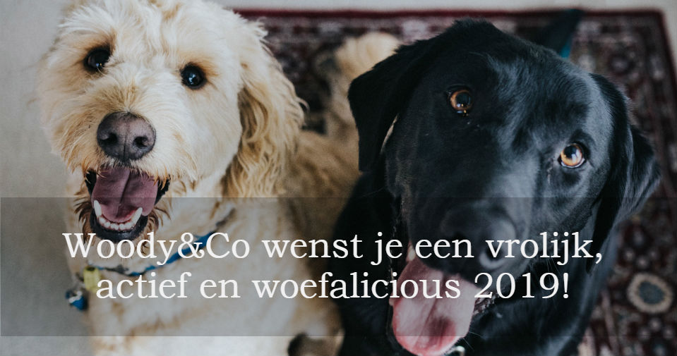 Woody&Co wenst je..